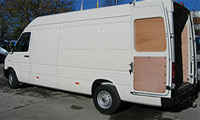 vehicle specifications transporter long. Black Bedroom Furniture Sets. Home Design Ideas